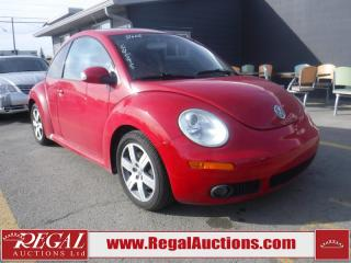 Used 2006 Volkswagen New Beetle 2D Coupe for sale in Calgary, AB