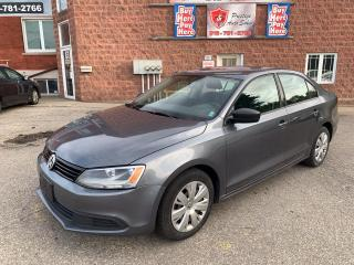 Used 2011 Volkswagen Jetta 2L/SAFETY INCLUDED for sale in Cambridge, ON