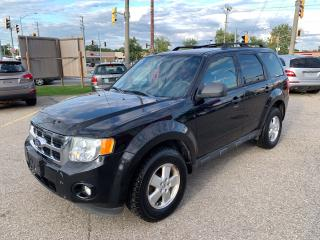 Used 2011 Ford Escape XLT/3L/NO ACCIDENT/SAFETY INCLUDED for sale in Cambridge, ON