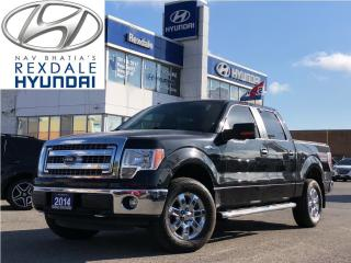 Used 2014 Ford F-150 XLT for sale in Toronto, ON