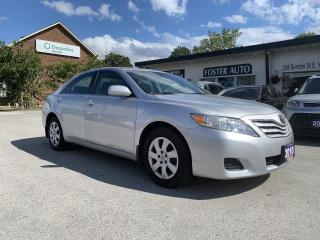 Used 2010 Toyota Camry for sale in Waterdown, ON