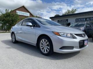 Used 2012 Honda Civic EX-L for sale in Waterdown, ON