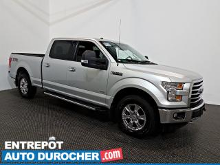 Used 2017 Ford F-150 4X4 Automatique - A/C - Groupe Électrique for sale in Laval, QC