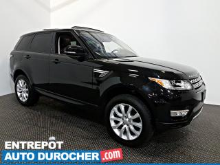 Used 2016 Land Rover Range Rover Sport V6 HSE AWD NAVIGATION - Toit Ouvrant - A/C - CUIR for sale in Laval, QC