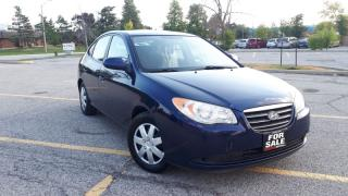 Used 2009 Hyundai Elantra 4DR SDN for sale in Mississauga, ON