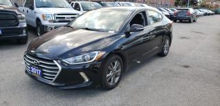 Used 2017 Hyundai Elantra SE for sale in Toronto, ON