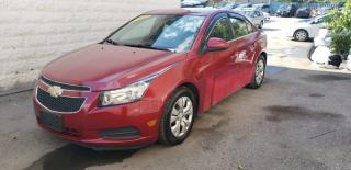 Used 2014 Chevrolet Cruze 4dr Sdn 1LT for sale in Toronto, ON