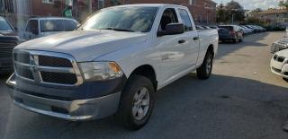 Used 2013 RAM 1500 Quad Cab Tradesman for sale in Toronto, ON