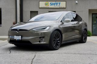 Used 2016 Tesla Model X 75D AUTOPILOT, 7 PASS, TESLA 2YR/160K CPO WARR! for sale in Burlington, ON