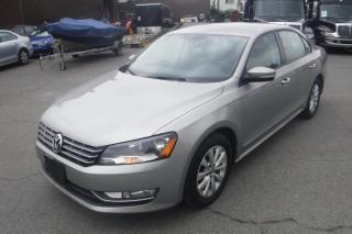 Used 2013 Volkswagen Passat 2.0L TDI Diesel for sale in Burnaby, BC