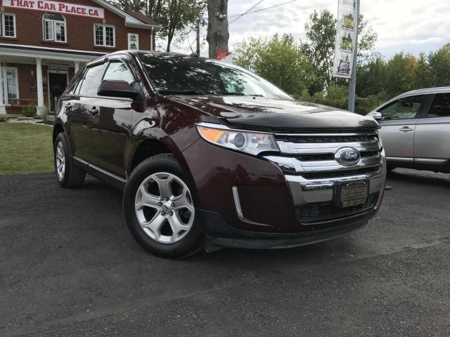 2012 Ford Edge SEL FWD Alloys-Htd Seats-Pwr Seats-Pwr Windows