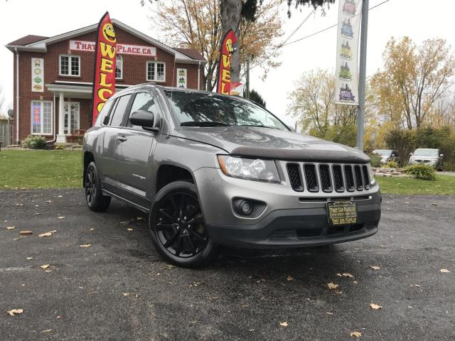 2012 Jeep Compass 4WD 4X4-Heated Front Seats-A/C-Cruise