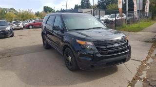 Used 2014 Ford Explorer Police Interceptor for sale in Edmonton, AB