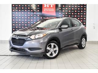 Used 2017 Honda HR-V LX traction intégrale for sale in Terrebonne, QC