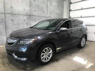 Used 2016 Acura RDX AWD Premium Cuir Toit Ouvrant for sale in St-Nicolas, QC