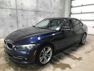 Used 2016 BMW 320 X-DRIVE SPORT PACKAGE CUIR TOIT OUVRANT for sale in St-Nicolas, QC