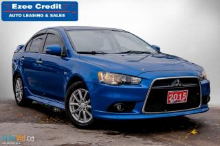 Used 2015 Mitsubishi Lancer SE for sale in London, ON