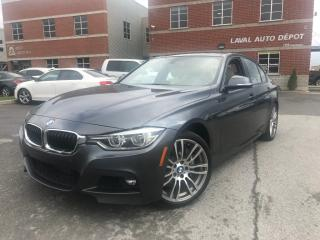 Used 2016 BMW 3 Series 340 i xdrive m pkg for sale in Laval, QC