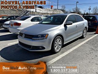 Used 2014 Volkswagen Jetta 2.0 TDI Highline, Cuir, Toit, Manuel for sale in Sherbrooke, QC