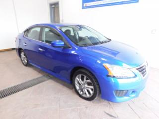 Used 2013 Nissan Sentra SV for sale in Listowel, ON
