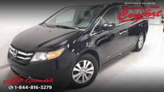 Used 2014 Honda Odyssey Familiale 4 portes EX for sale in Chicoutimi, QC
