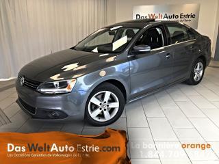 Used 2014 Volkswagen Jetta 2.0 TDI Comfortline, Manuel for sale in Sherbrooke, QC