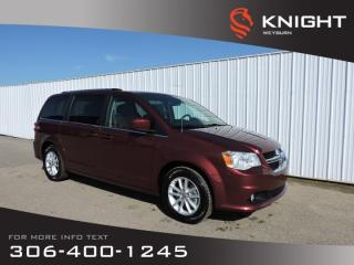 Used 2019 Dodge Grand Caravan SXT Premium Plus Fall Blow Out Sales Event | $196 Bi-Weekly + Tax for sale in Weyburn, SK