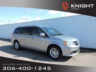 Used 2019 Dodge Grand Caravan 35th Anniversary | Fall Blow Out Sales Event | $193 Bi-Weekly + Tax for sale in Weyburn, SK