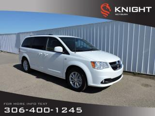 Used 2019 Dodge Grand Caravan 35th Anniversary | Fall Blow Out Sales Event | $192 Bi-Weekly + Tax for sale in Weyburn, SK