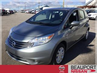 Used 2015 Nissan Versa Note 1.6 SV CVT ***GARANTIE PROLONGÉE*** for sale in Beauport, QC