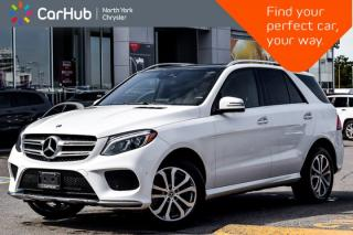 Used 2018 Mercedes-Benz GLE 400|Pano_Sunroof|Navigation|Harman/Kardon_Sound| for sale in Thornhill, ON
