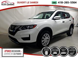 Used 2017 Nissan Rogue S AWD CAMERA for sale in Québec, QC
