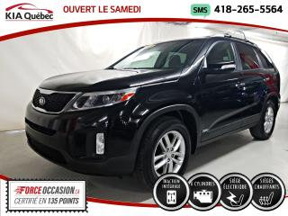 Used 2015 Kia Sorento LX* V6* AWD* 7 PLACES* HITCH* SIEGES CHAUFFANTS* for sale in Québec, QC