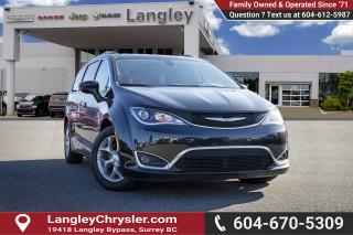 Used 2018 Chrysler Pacifica Touring-L Plus *PANORAMIC SUNROOF* *DVD* *BACKUP CAMERA* *POWER DOORS & LIFT GATE* for sale in Surrey, BC