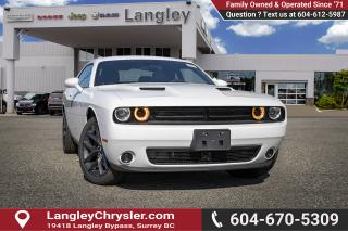 Used 2019 Dodge Challenger SXT - Sunroof for sale in Surrey, BC