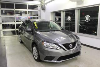 Used 2016 Nissan Sentra S CVT MAIN LIBRE CELLULAIRE for sale in Lévis, QC