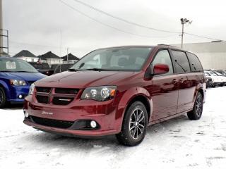 Used 2019 Dodge Grand Caravan GT *DVD*GPS*CUIR* for sale in Brossard, QC