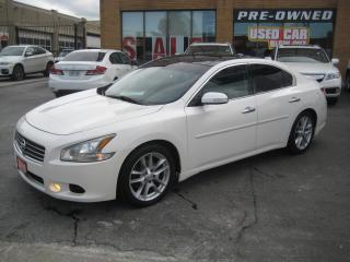 Used 2010 Nissan Maxima DOUBLE SUNROOF for sale in North York, ON