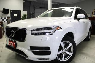 Used 2017 Volvo XC90 T5 Momentum 7P FULLY LOADED|PANO ROOF|NAVI|REVERSE CAM for sale in Bolton, ON