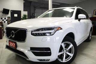 Used 2017 Volvo XC90 T5 Momentum 7 places FULLY LOADED|PANO ROOF|NAVI|REVERSE CAM for sale in Bolton, ON