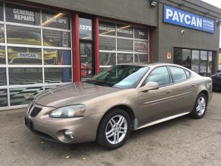 Used 2007 Pontiac Grand Prix GT for sale in Kitchener, ON