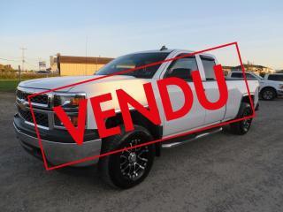 Used 2015 Chevrolet Silverado 1500 cabine double 143,5 po 4RM for sale in Lévis, QC