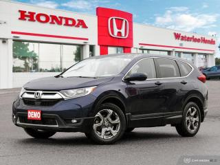 Used 2019 Honda CR-V EX-L Demonstrator! Bluetooth, Back Up Camera and More! for sale in Waterloo, ON