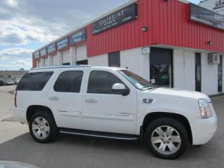 Used 2008 GMC Yukon Denali $8,995 + HST + LIC FEE / DENALI / NAVIGATION / CERTIFIED for sale in North York, ON