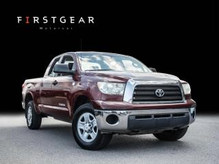 Used 2008 Toyota Tundra SR5 I NO ACCIDENT for sale in Toronto, ON