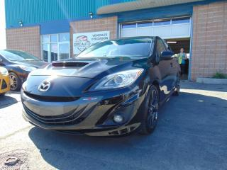 Used 2010 Mazda MAZDASPEED3 Mazdaspeed3 à hayon, à boîte manuelle à for sale in St-Eustache, QC