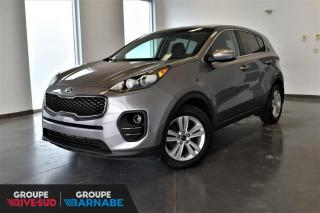 Used 2017 Kia Sportage LX CLIMATISEUR+SIEGE CHAUFFANT+ALLIAGE++ for sale in St-Jean-Sur-Richelieu, QC