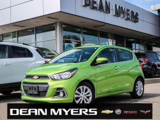 Used 2016 Chevrolet Spark 2LT for sale in North York, ON