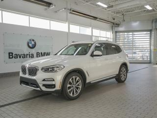 Used 2019 BMW X3 xDrive30i for sale in Edmonton, AB