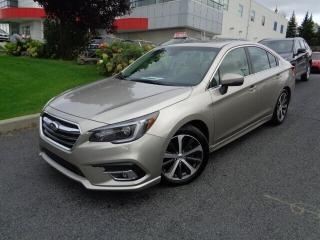 Used 2018 Subaru Legacy 2.5i Limited w/EyeSight Package for sale in Ste-Julie, QC